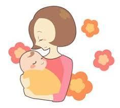 赤ちゃんを抱く1